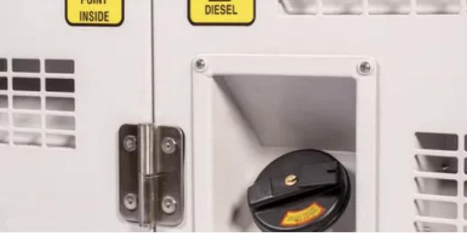 External Fuel Fill