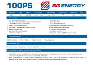 thumbnail of Spec Sheet SGE-100PS (8)